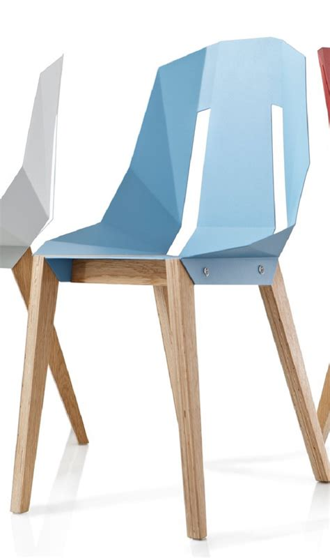 Chaise En Origami by Diago The Origami Inspired Chair Mobilier