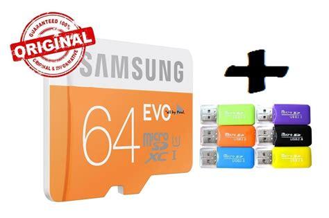 Samsung Micro Sd Evo Uhs 1 32gb 48mb S Original Memory Card cart 227 o micro sd sdxc samsung evo 64gb classe 10 48mb s uhs 1 r 79 90 em mercado livre