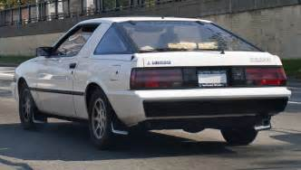 Mitsubishi Starion Review Mitsubishi Starion Review And Photos