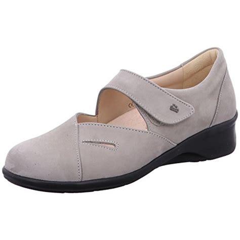 finn comfort aquila slipper von finn comfort in grau f 252 r damen