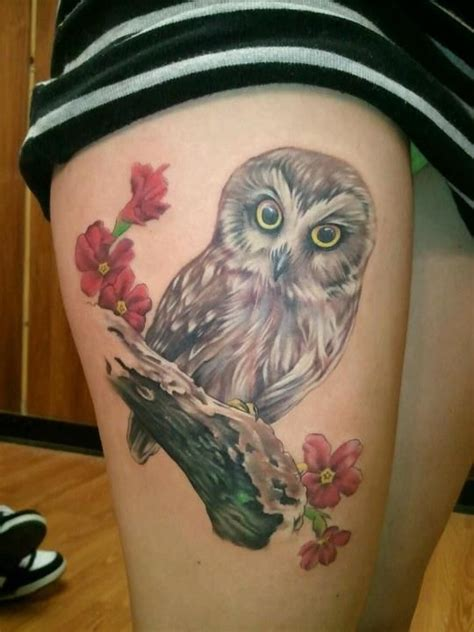 owl tattoo realism realistic owl tattoos google search tattoo s