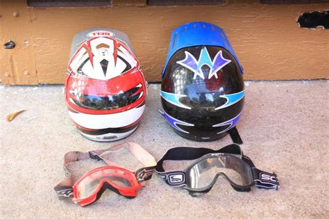 motocross helmets and goggles purchase bell and dot youth motocross helmets and goggles