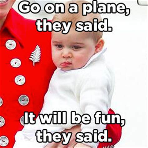 Prince George Meme - 25 pictures that prove grumpy prince george is the new