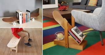 skateboard furniture skateboard furniture home design