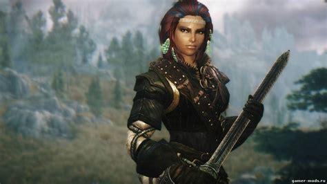 crimson ranger armor skyrim mod mod броня лучника crimson ranger archer s armor броня
