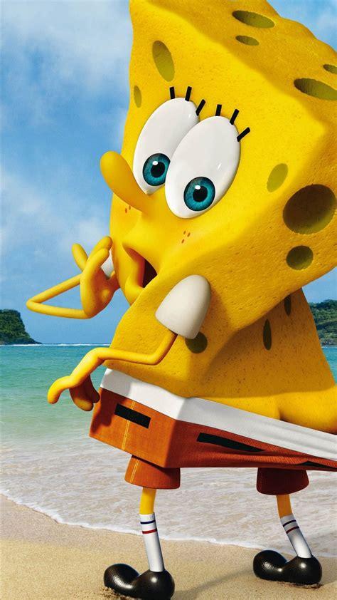 wallpaper  spongebob  sponge   water