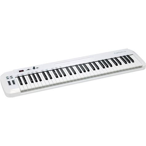 Keyboard Carbon 49 samson carbon 61 usb midi keyboard controller sakc61 b h photo