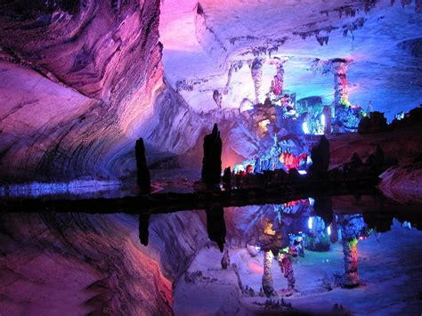 reed flute cave china reed flute cave guilin top caves guilin travel guide