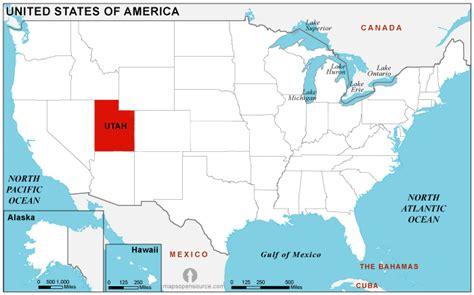usa states map utah free utah maps maps of utah united states of america