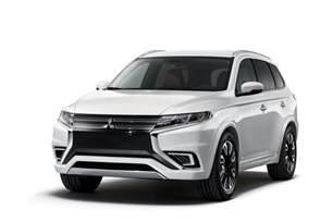 Phev Mitsubishi 2015 Mitsubishi Outlander Phev Concept S Picture 569473