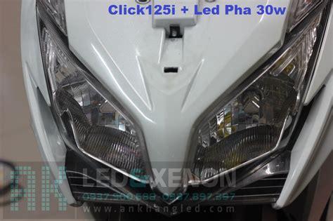 Lu Xenon Vario 125 an khang led click i 125cc vario 150cc