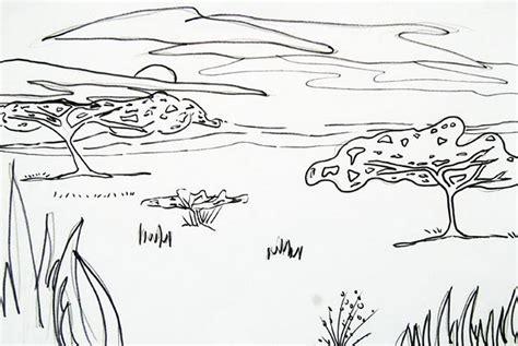 Savanna Coloring Pages savanna coloring pages coloring home