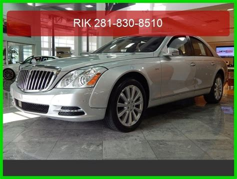 maybach car 2012 2012 maybach 57 s for sale