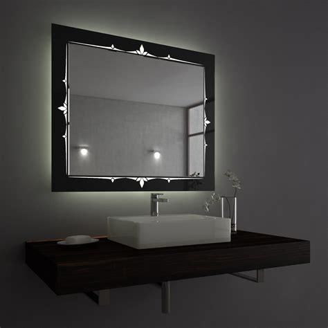 badezimmerspiegel mit licht led badspiegel - Lionidas Design