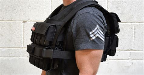 lb straightjacket vest box weighted training vest