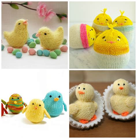 how to knit a easter easter knitting ideas and patterns bunnies lambs