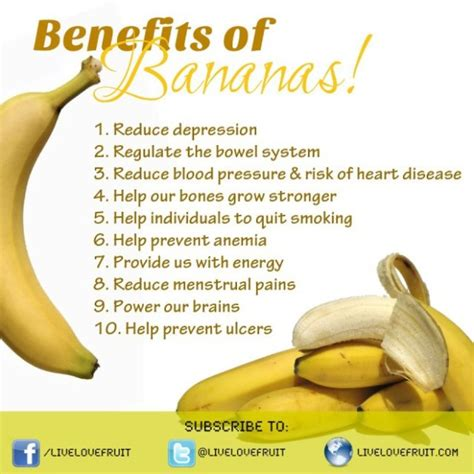 Banana Medicinal And Cosmetic Value by Health Benefits Of Bananas My Daily Magazine