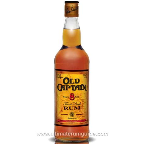 captain rum captain ultimate rum guide