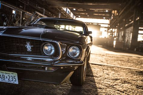 why wick s 69 mustang is the baddest car in