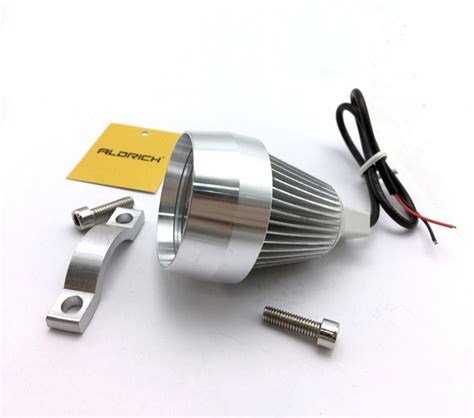 Led Motor 3 Sisi led 3 light aldrich motorcycle electronic spare parts motor