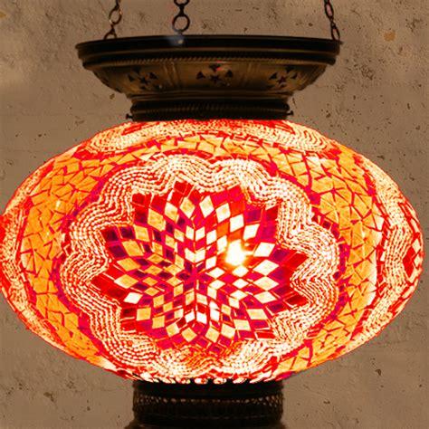 turkish mosaic ceiling lights mosaic pendant ceiling light la casa