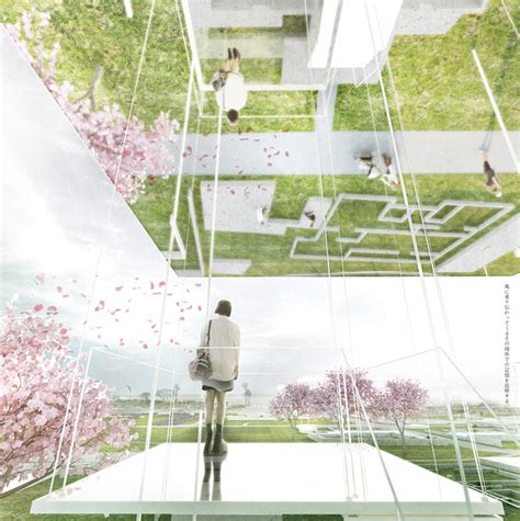 design concept memorial park me morial thesis honors 2011 japan earthquake victims