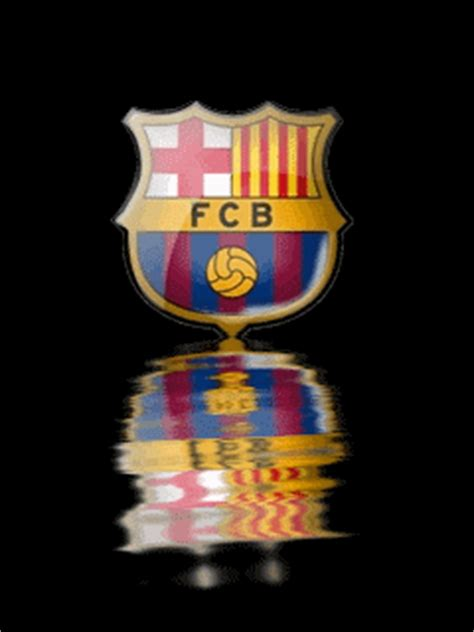 wallpaper barcelona cartoon animated fcb mobile phone wallpapers 240x320 hd phone