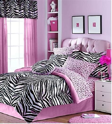 Purple And Zebra Bedroom Ideas by Room Idea Purple Zebra Faves Ideas For