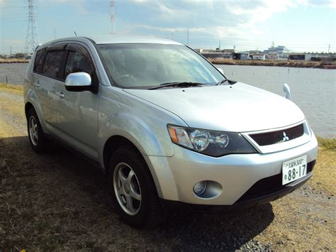 mitsubishi outlander sale mitsubishi outlander 2006 used for sale