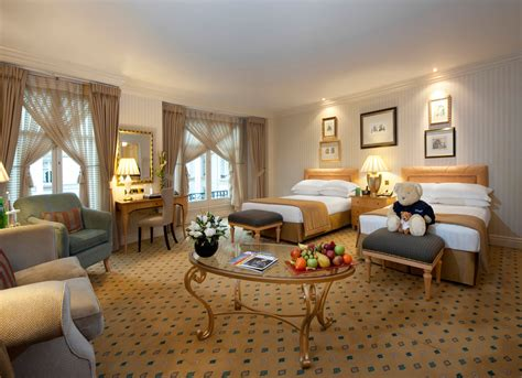 the family room 5 star luxury hotel rooms family rooms in london the