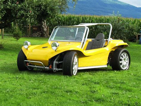 Thesamba Com Gallery Yellow Dune Buggy