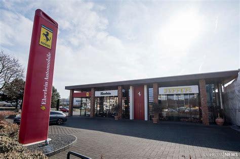 Ferrari Kassel by Ferrari Eberlein Ist Das 14 Autohaus Der Krah Enders
