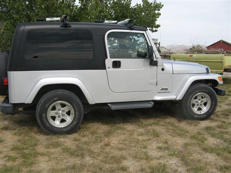 2006 Jeep Unlimited 2006 Jeep Wrangler Overview Cargurus