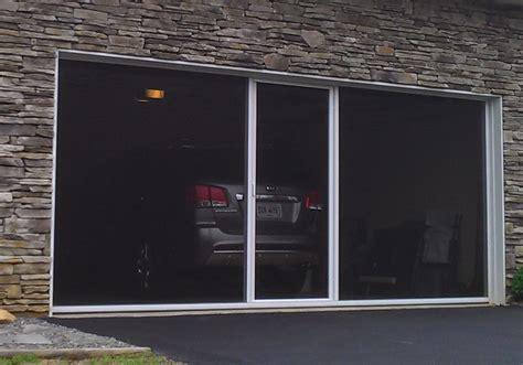 Overhead Door Panels Garage Door Screen Panels Overhead Robinson House Decor Build Garage Door Screen Panels