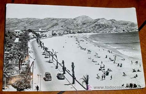 imagenes antiguas benidorm antigua foto postal de benidorm alicante a 241 os comprar