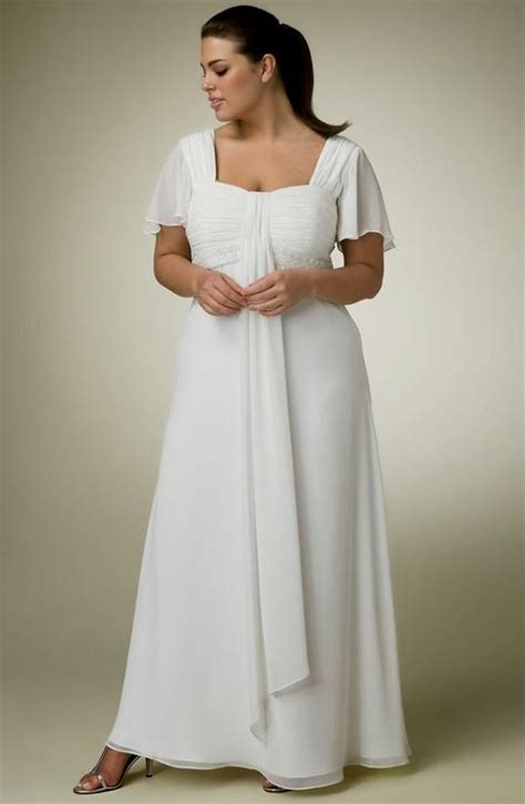 Size Casual Wedding Dresses by Casual Plus Size Wedding Dresses Cheap Junoir Bridesmaid