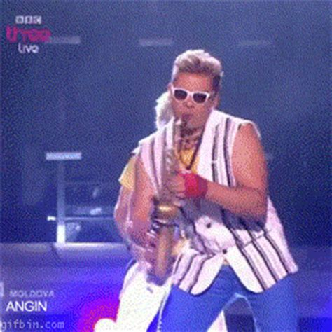 Sexy Sax Man Meme - music gifs find share on giphy