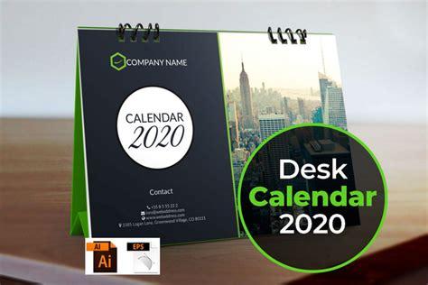 desk calendar templates ai word pages psd publisher indesign  premium templates