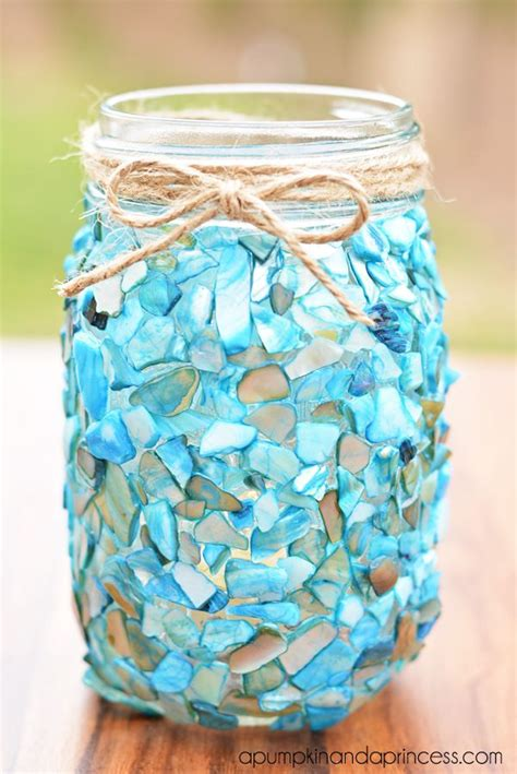 jar crafts diy inspired jar craft diy d i y tutorials