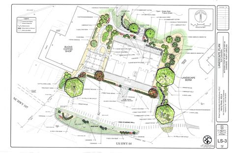 architectural site plan site plans ross landscape architecture