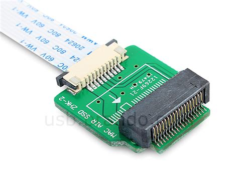 Mba Prod Adapter 03efd84794fe4149b9678f8fc33b907c by Macbook Air Mba Ssd To Sata 22 Pin 2 5 Quot Disk Pcba Put