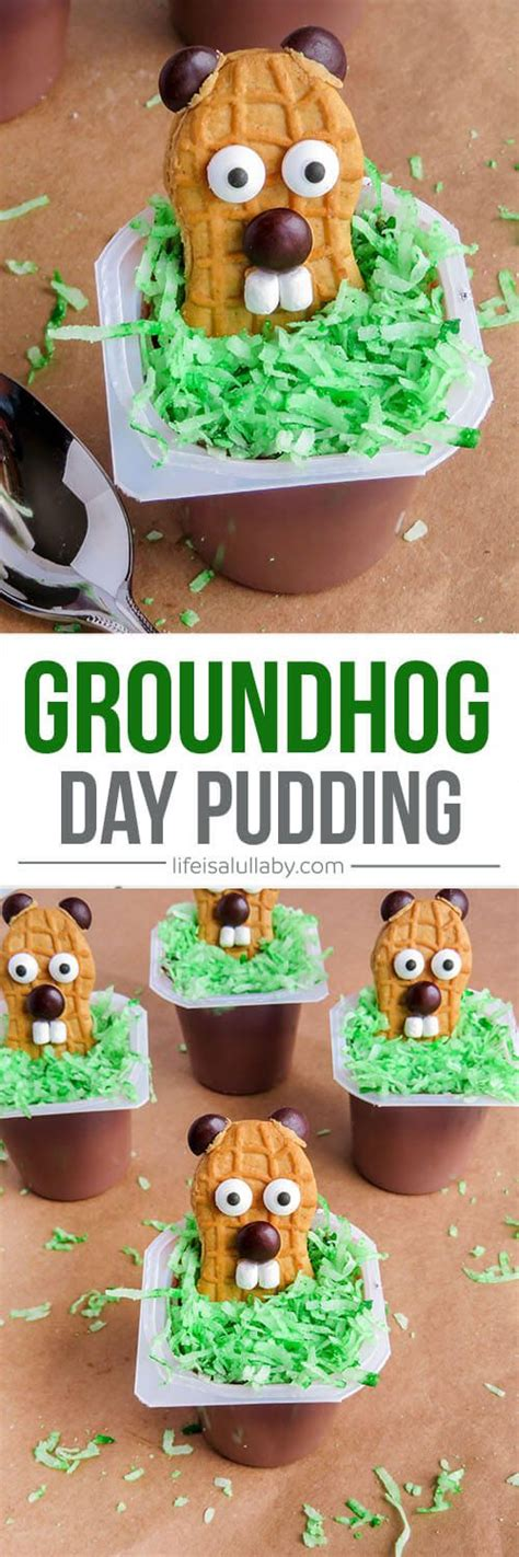 groundhog day food best 25 pudding cups ideas on dirt pudding