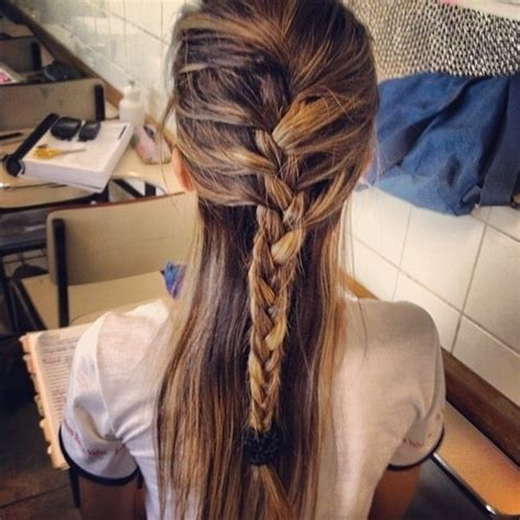 hairstyles for long hair french braid 15 cute hairstyles with braids popular haircuts