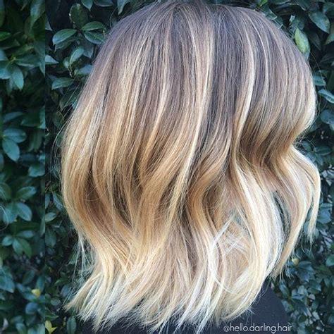 blonde hair with lowlights and blonde ends 20 coupes de cheveux chauds longs bob et les id 233 es de