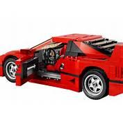 F40 Model By Lego Build Your Own Iconic Ferrari Full Lowdown On