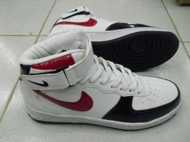 Nike One Biru Putih sepatu basket toko olah raga