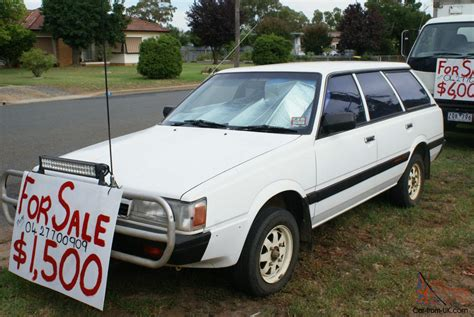 1994 subaru l series wagon in berrigan nsw