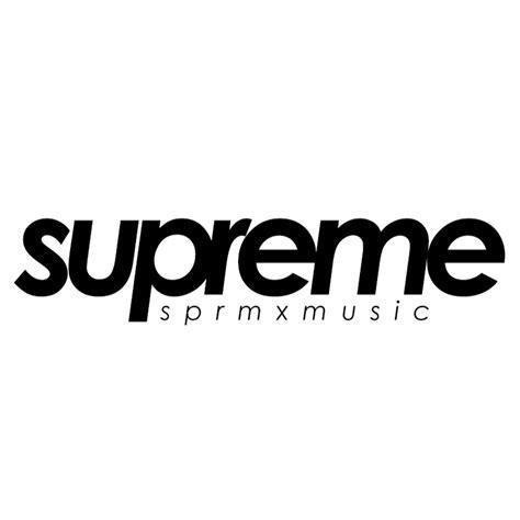 supreme song supreme x