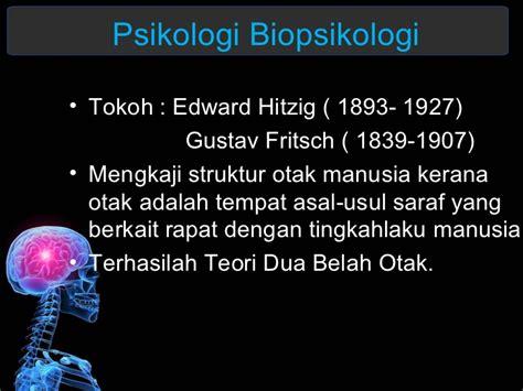 biopsikologi adalah psikologi perkembangan dan pembelajaran