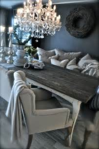 Gray Farmhouse Dining Room 55 Best Cool Neutrals Images On